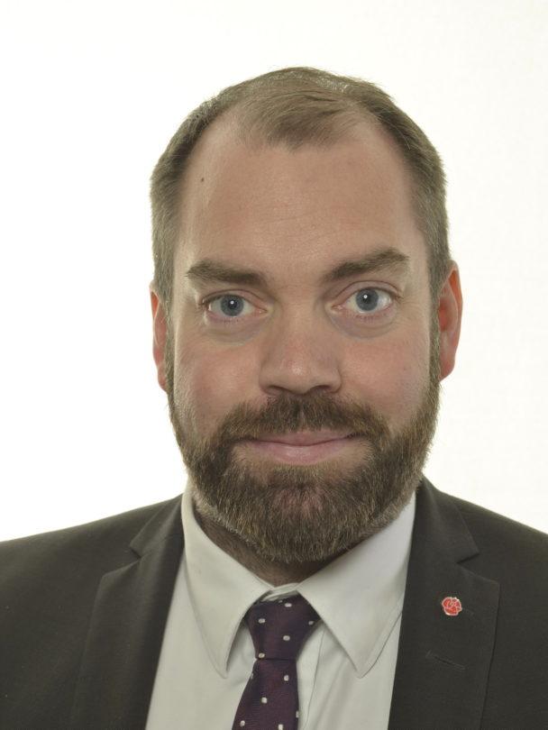 Fredrik Lundh Sammeli (S).