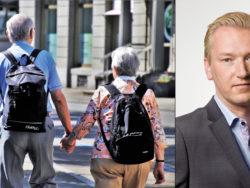 Kent Larsson, Pensionsmyndigheten.