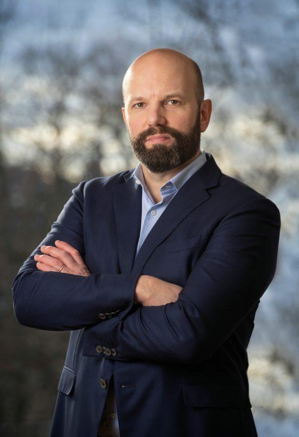 Mattias Dahl, Svenskt Näringsliv.
