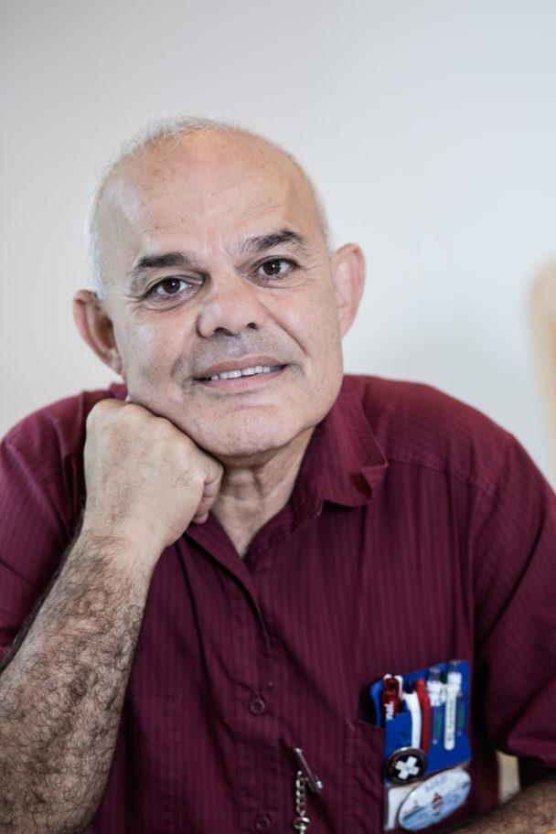 Bobby Esfahani.