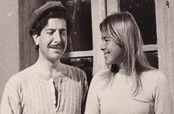 """Marianne & Leonard: Words of love."""