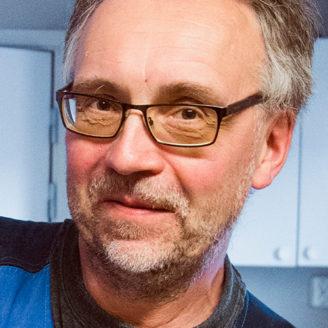 Ulf Ekholm, djurskötare.