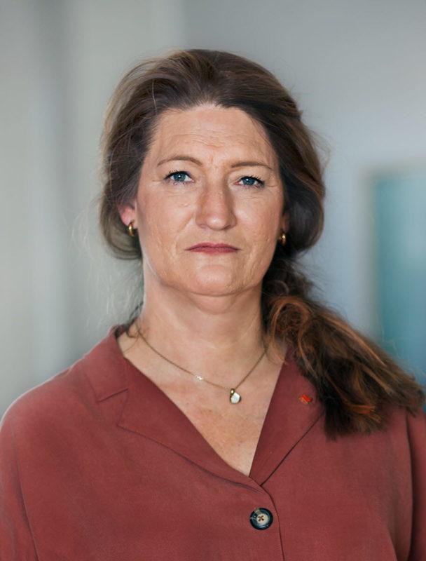 Susanna Gideonsson, Handels.