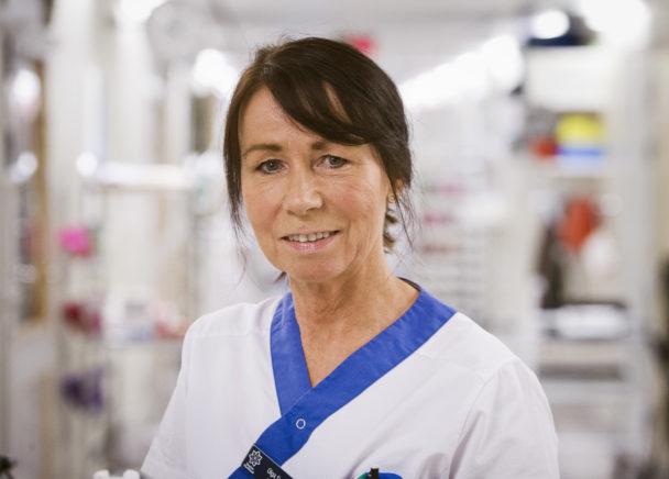 Olga Svensson.