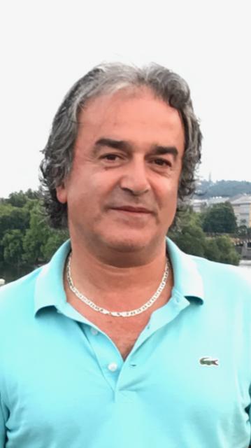 Jafar Sarehkhani, skyddsombud.