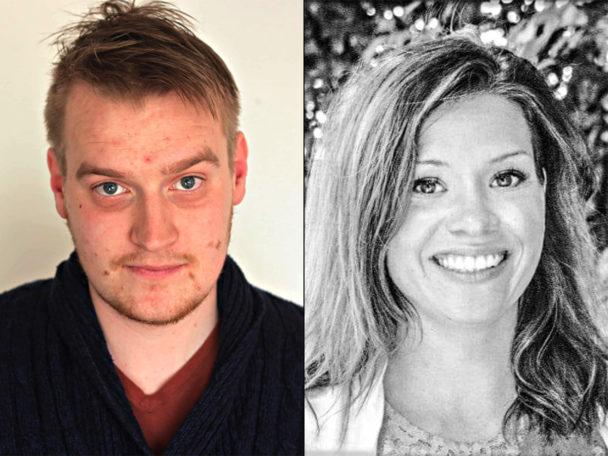 Alexander Skytte och Pernilla Wallgren.
