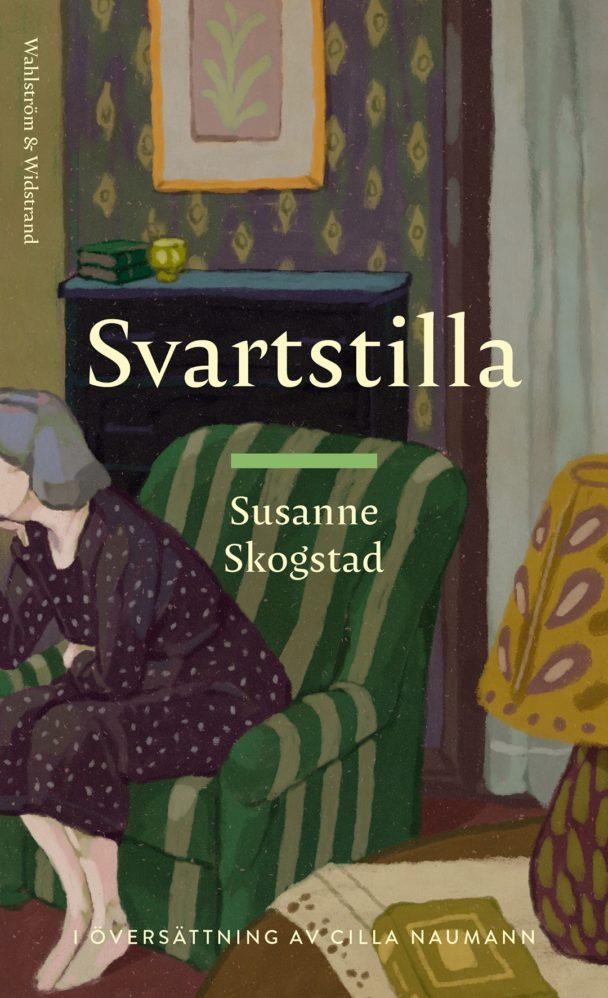 """""""Svartstilla"""" av Susanne Skogastad."""