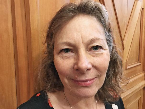 Marta Szebehely, professor i socialt arbete .