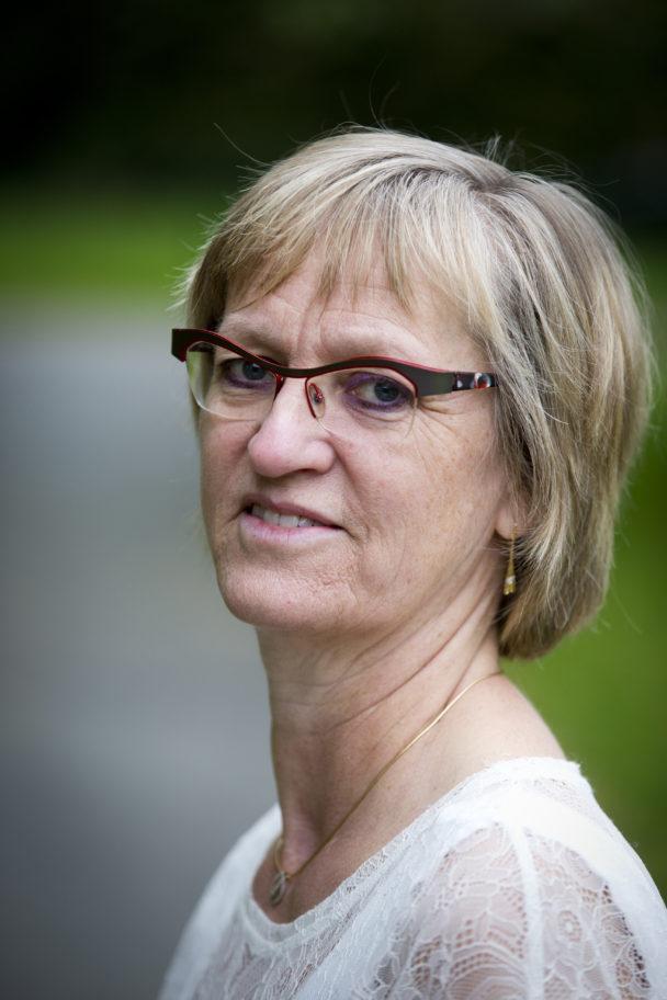 Carina Lundgren, enhetschef.