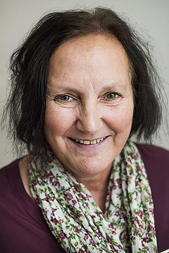 Carina Ståhl.