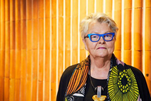 Eva Eriksson.