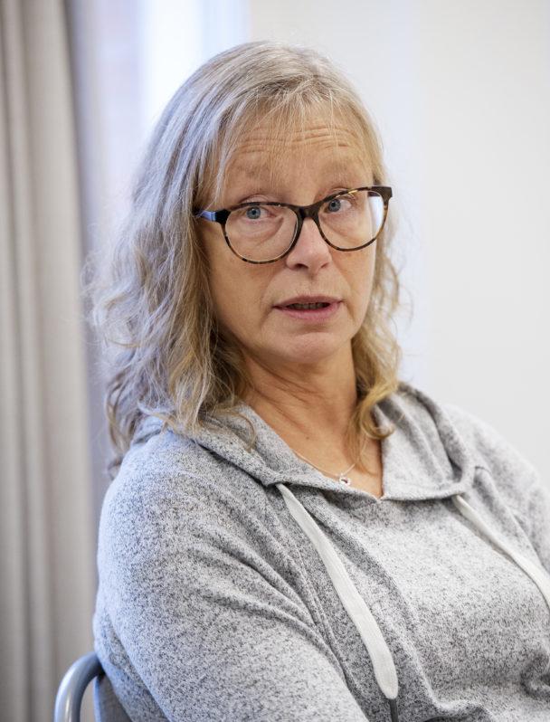 Marie Lund.
