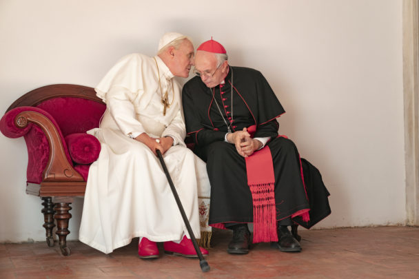 """The two popes""."