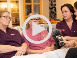 Podd: Att jobba som undersköterska på hospice.