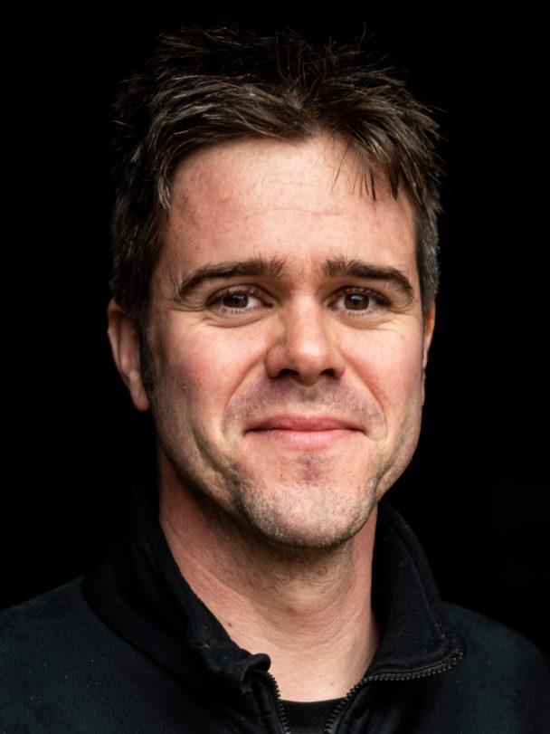 Jimmy Fredriksson.