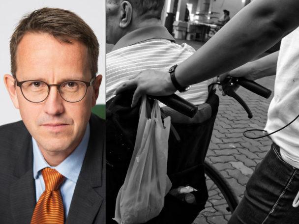 Lars Lööw har utrett personliga assistenters villkor.