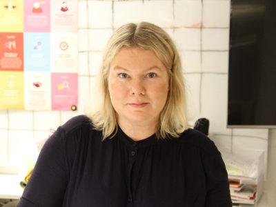 Mari Huupponen, Kommunal.