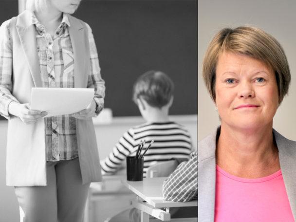 Ulla Andersson (V).