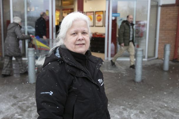 Annette Henriksson.