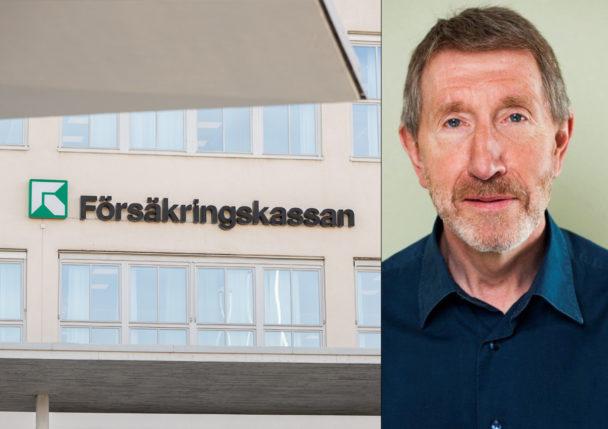 Claes Jansson, regeringens utredare.