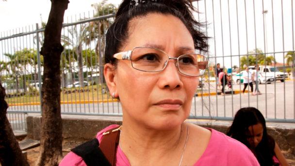 """Yolanda i """"Typhoon mama""""."""