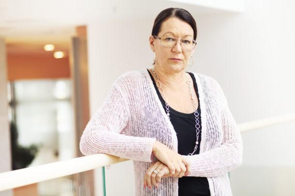 Lenita Granlund.