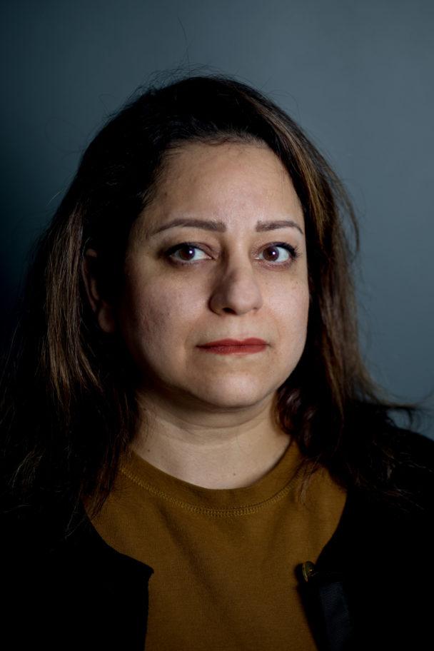 Parissa Kharazi Abhari.