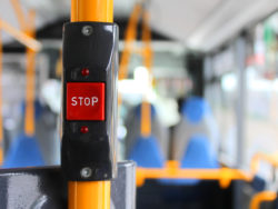 Buss (genrebild).