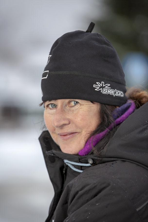 Kristina Hugosson.