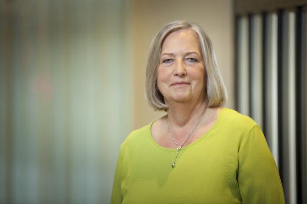 Berit Möllerström, LO.