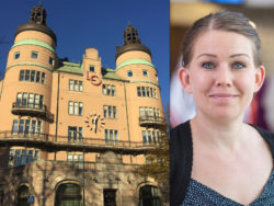 Lisa Bengtsson kan ta plats i LO:s ledning.