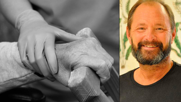 Björn Olsen, professor i infektionsmedicin.