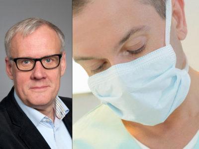 Håkan Olsson, Arbetsmiljöverket.