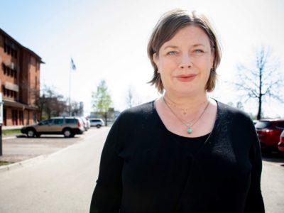 Malin Ragnegård, Kommunal Bergslagen.