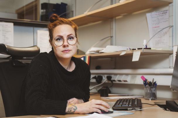 Matilda Wallinder Persson.