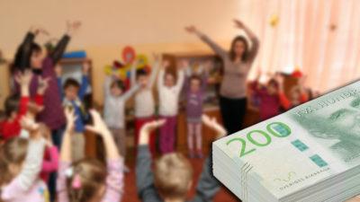 Löneskillnaderna mellan barnskötare och förskollärare växer.