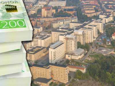 Södersjukhuset.