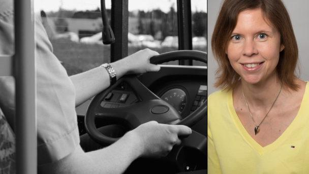 Jenny Persson Blom, Arbetsmiljöverket.