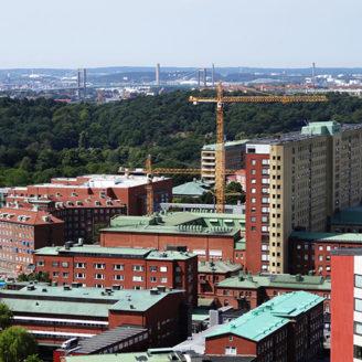 Sahlgrenska universitetssjukhuset.