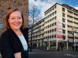 Elisabeth Haug vill bli avtalssekreterare.