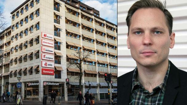 Johan Ingelskog, Kommunals avtalssekreterare.