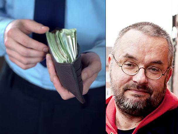 """""""Slå mot arbetsgivarnas plånbok"""", uppmanar Adam Blomgren."""