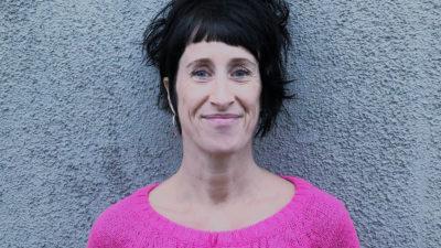 Lena Holmlund.