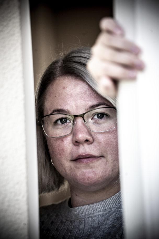 Lena B Eriksson.