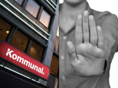 Kommunal säger nej i LAS-förhandlingarna.