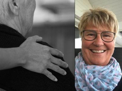 Annika Björk, specialistundersköterska.