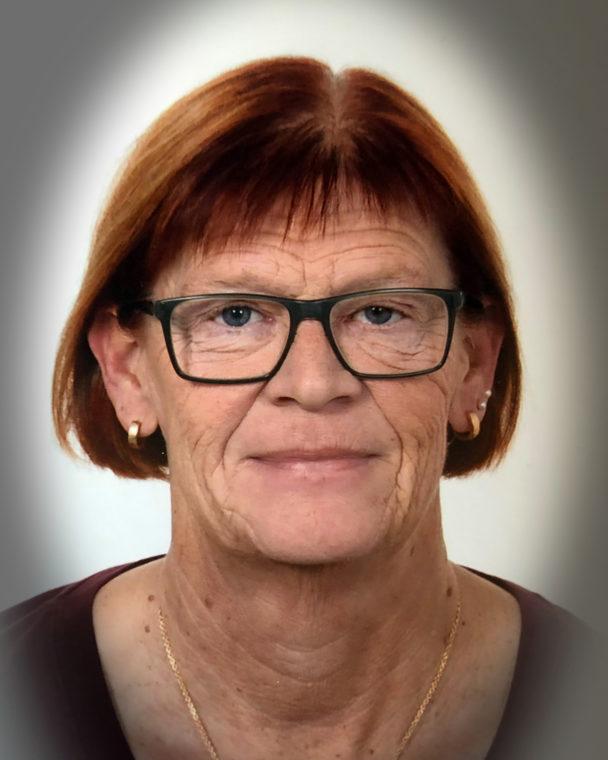 Lotta Kjellström, skyddsombud.