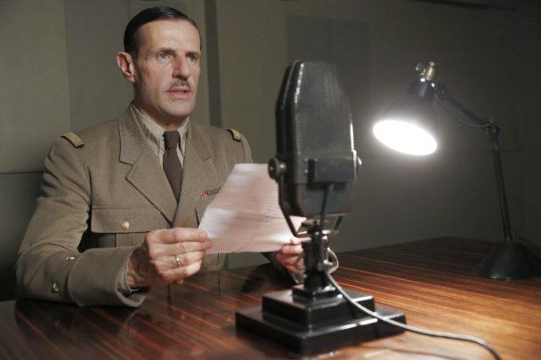 """De Gaulle""."