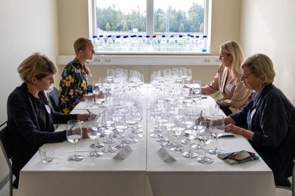 Gunilla Hultgren Karell, Johanna Sjöberg, Therese Håkansson och Linda Pérez.