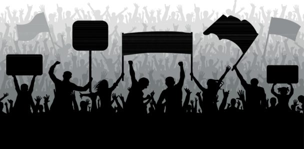 Dags för strejk, tycker debattörerna.